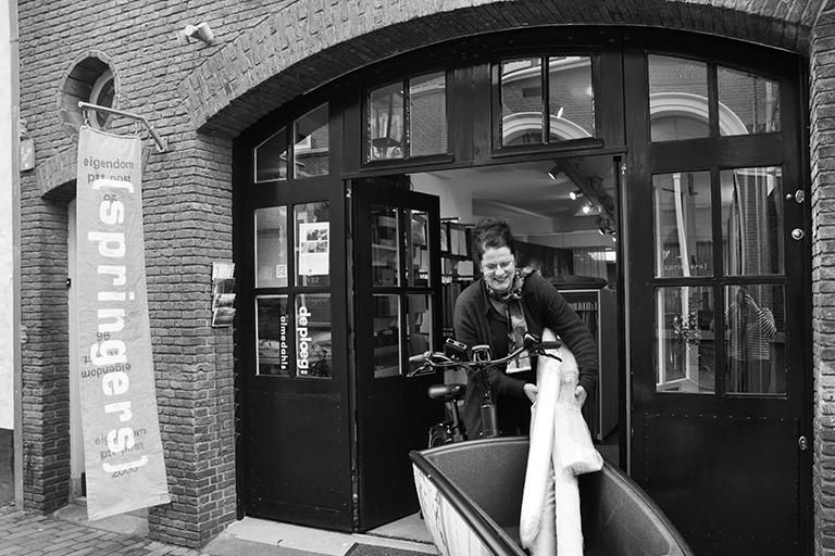 Springers Stofferen speciaalzaak in intergeurstoffen in Utrecht